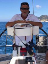 Bruno Flohr als Skipper